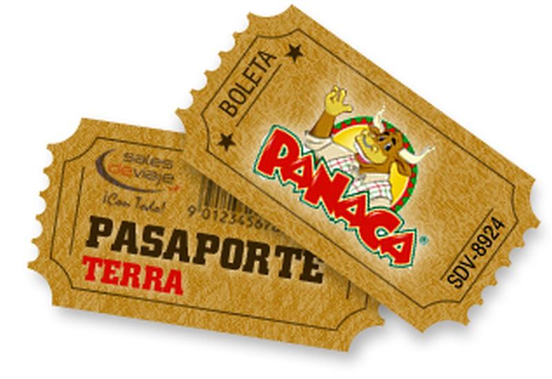 Imagen de los pasaportes de entrada a Panaca, Quindio