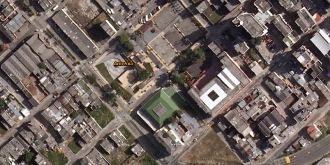 Fotos Satelitales del Parque Cafetero