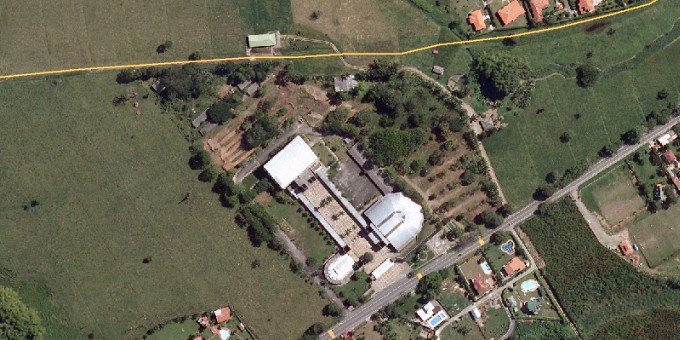 Fotos Satelitales de Cenexpo
