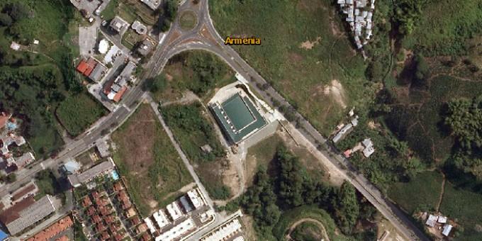 Fotos Satelitales del Centro de Convenciones