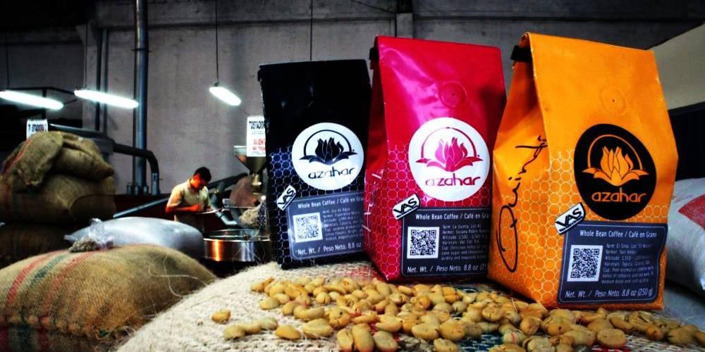 Cafés especiales del Quindio - Café Azahar