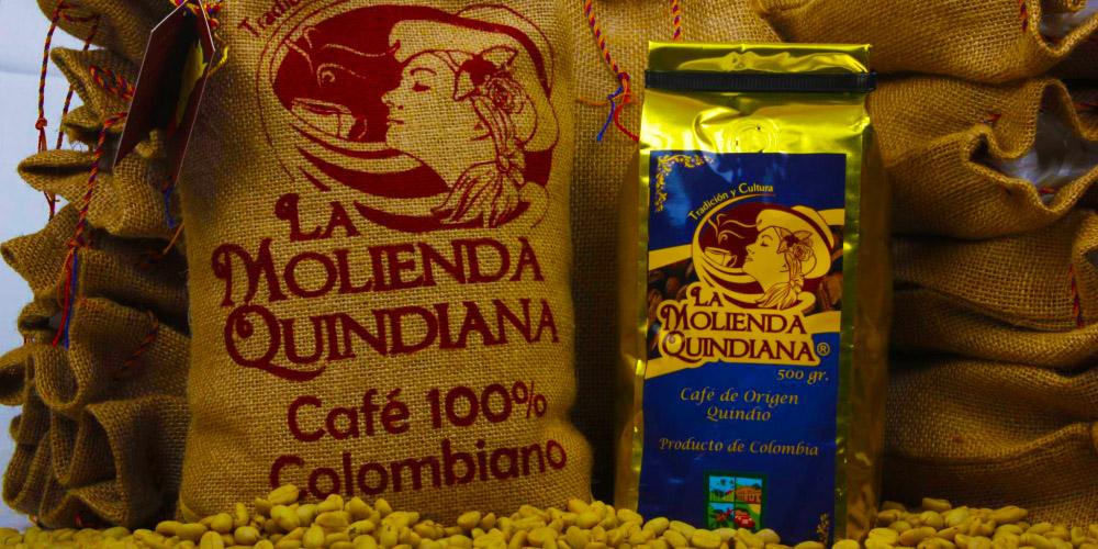 Cafés especiales del Quindio - Café la Molienda Quindiana