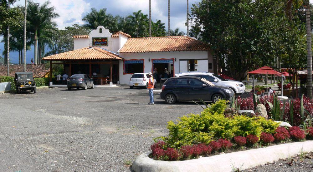 Imagen de Estación paraíso uno de los mejores restaurantes del Quindio