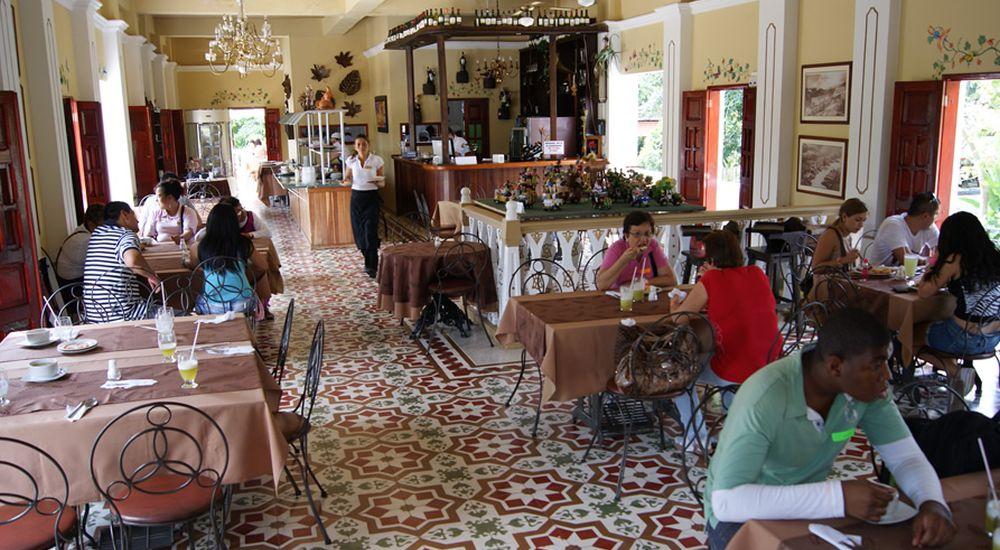 Imagen de Estación Gourmet uno de los mejores restaurantes del Quindio